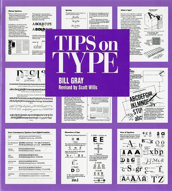 Tips on Type als Taschenbuch