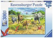Afrikas Tierkinder. Puzzle 300 Teile XXL