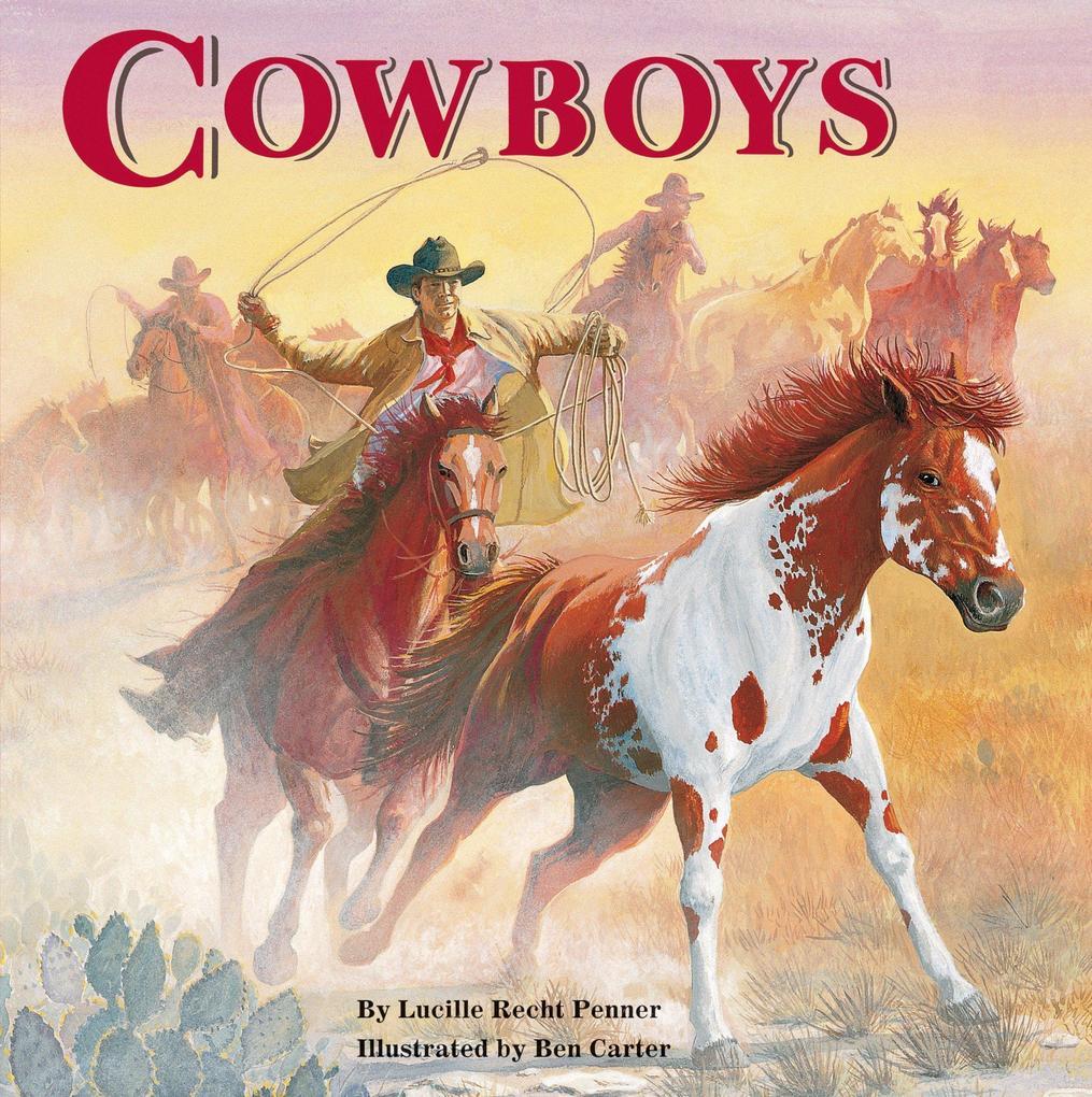 Cowboys als Taschenbuch