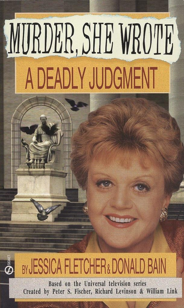 A Deadly Judgement als Taschenbuch