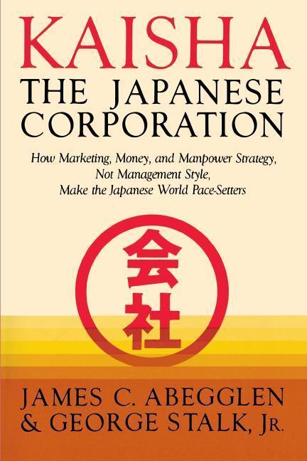 Kaisha Japanese Corp als Taschenbuch