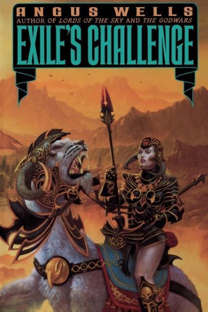 Exile's Challenge als Taschenbuch
