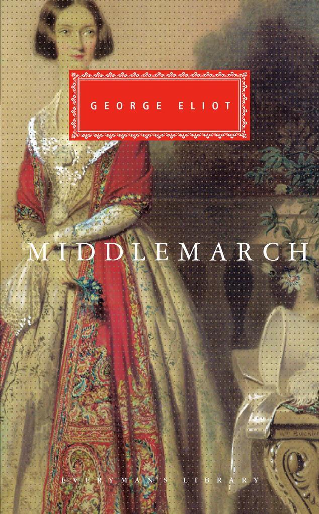 Middlemarch als Buch