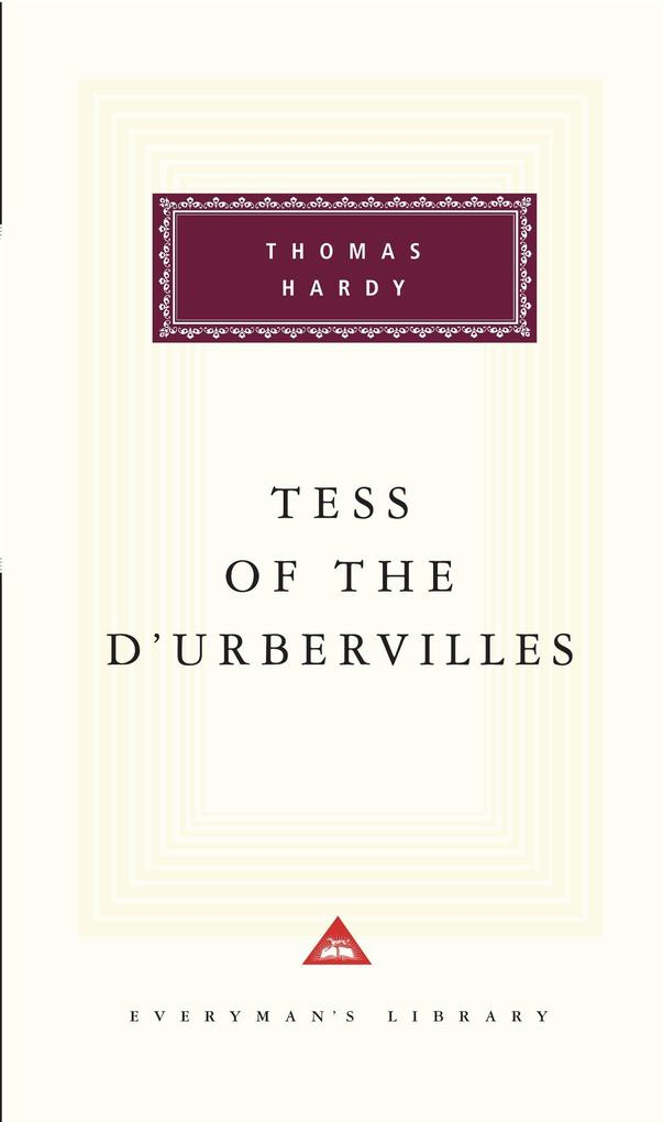 Tess of the D'Urbervilles als Buch