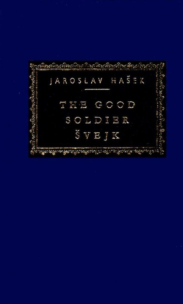 The Good Soldier Svejk als Buch
