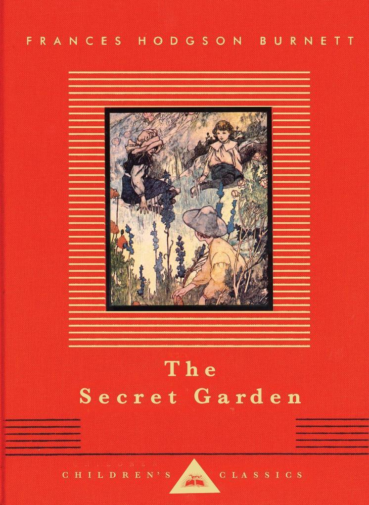The Secret Garden als Buch