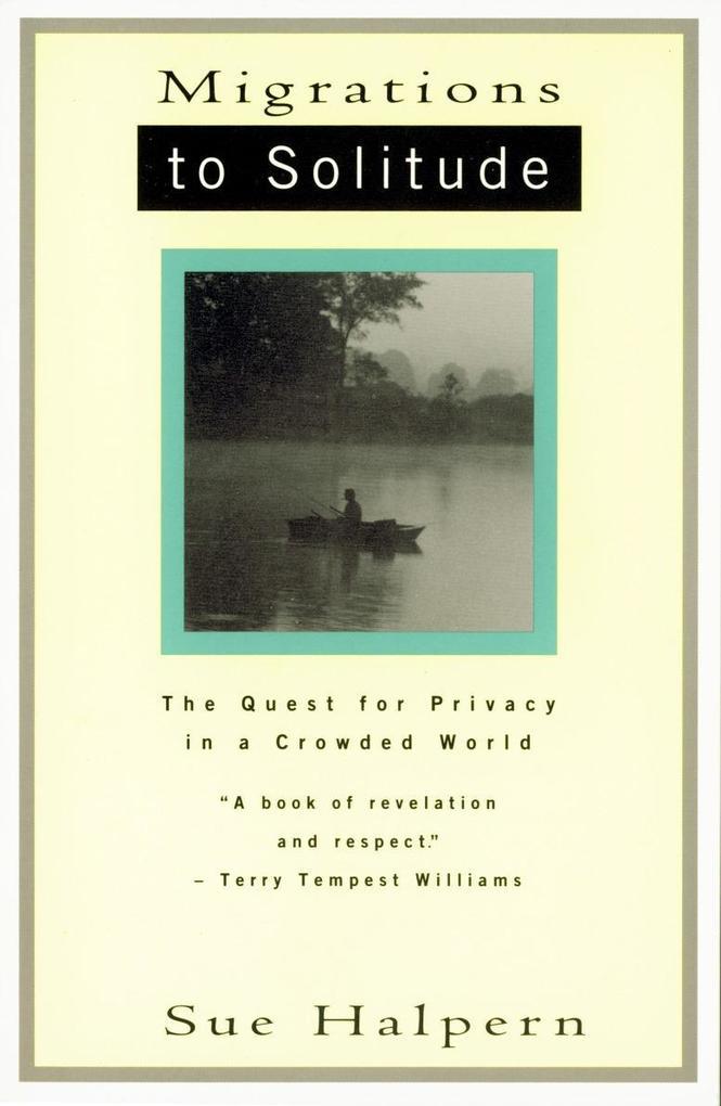 Migrations to Solitude als Taschenbuch