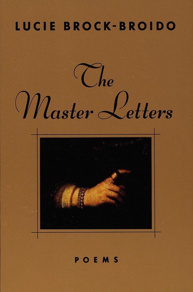 The Master Letters als Taschenbuch