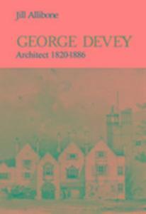 George Devey als Buch