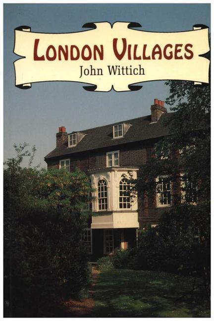 London Villages als Taschenbuch