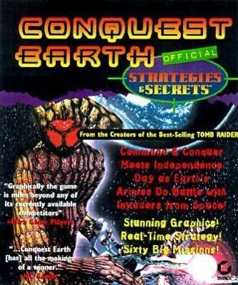 Conquest Earth als Taschenbuch