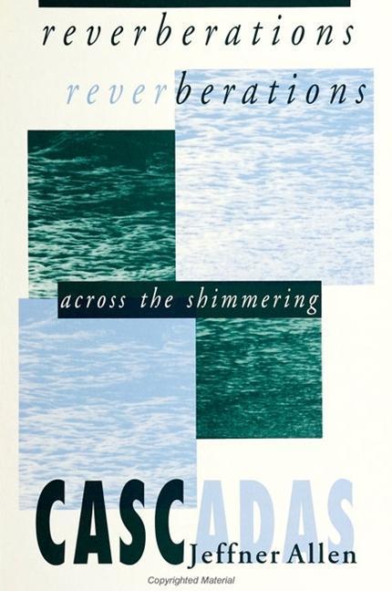 Reverberations: Across the Shimmering Cascadas als Taschenbuch