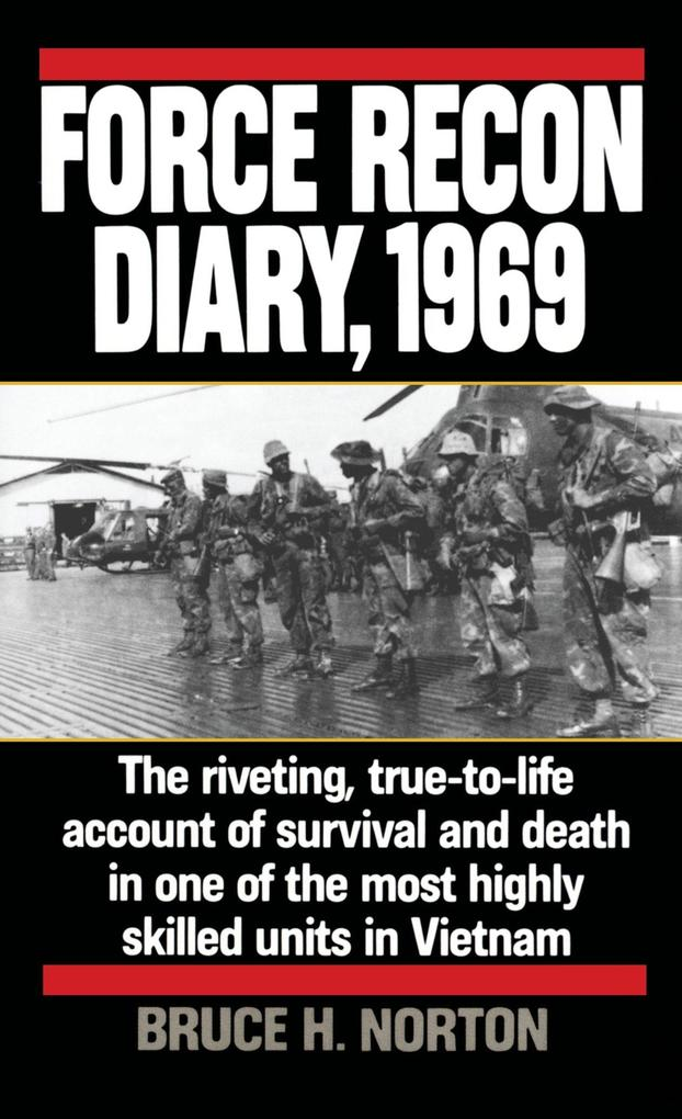 Force Recon Diary 1969 als Taschenbuch