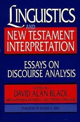 Linguistics and New Testament Interpretation: Essays on Discourse Analysis als Taschenbuch