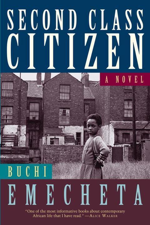 Second Class Citizen als Taschenbuch