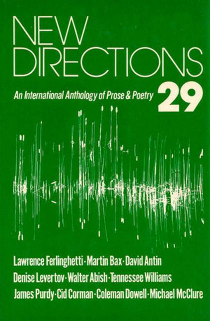 New Directions 29: An International Anthology of Prose & Poetry als Buch