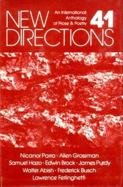 New Directions 41: An International Anthology of Prose & Poetry als Buch