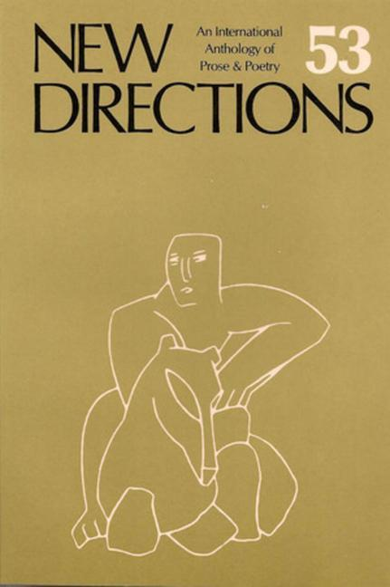 New Directions 53: An International Directory of Prose & Poetry als Taschenbuch