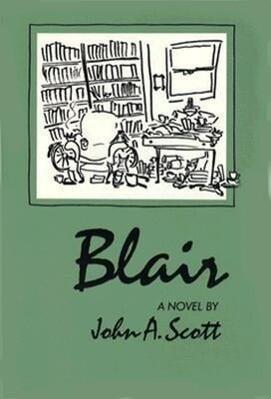 Blair als Buch