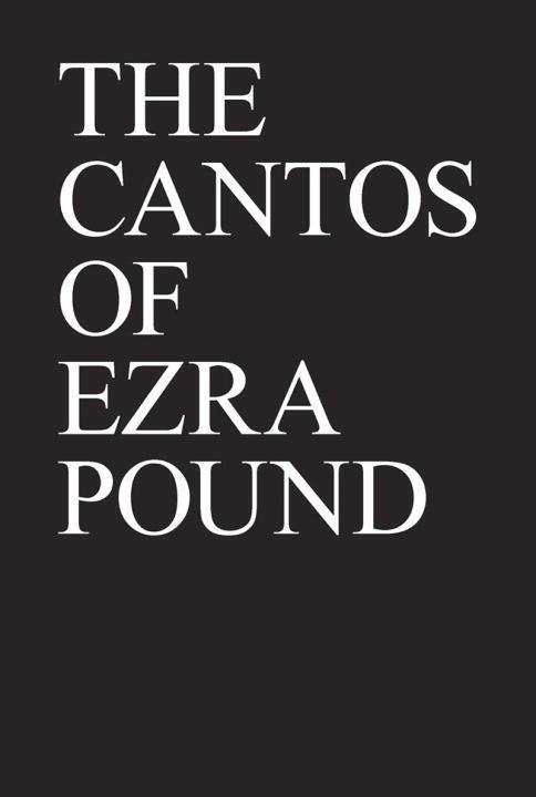 The Cantos als Taschenbuch