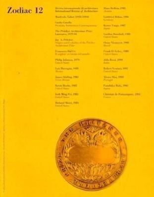 Zodiac Twelve als Taschenbuch