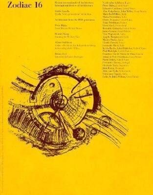 Zodiac 16 als Taschenbuch