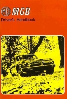 The MGB Driver's Handbook: 1975 U.S. Edition als Taschenbuch
