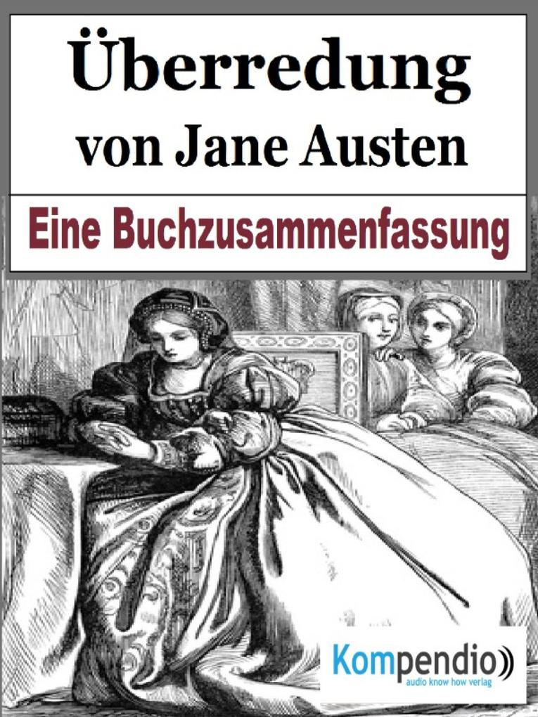 Überredung von Jane Austen als eBook epub