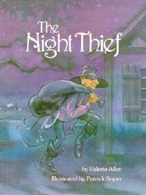 The Night Thief als Buch