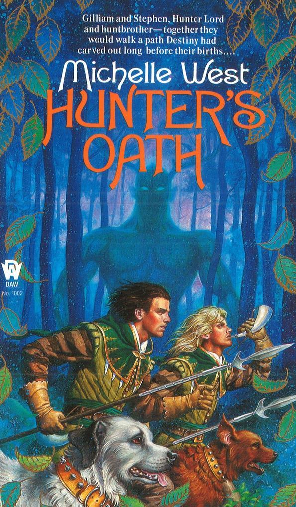 Hunter's Oath als Taschenbuch