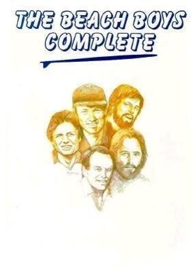 Beach Boys Complete als Taschenbuch