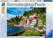 Comer See, Italien. Puzzle 500 Teile