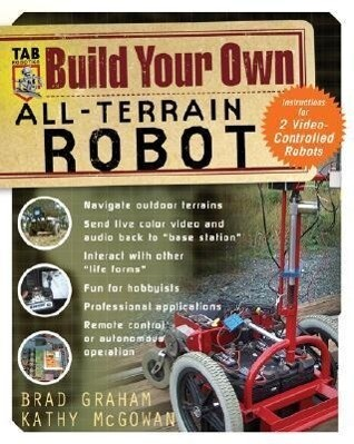 Build Your Own All-Terrain Robot als Taschenbuch