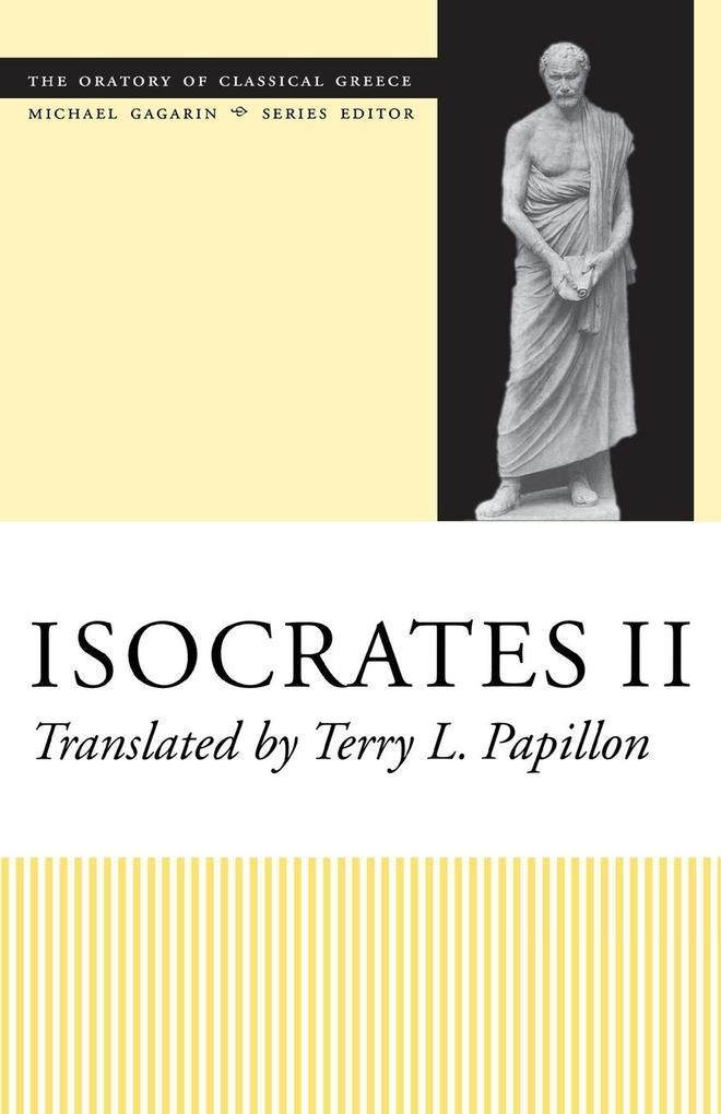 Isocrates II als Taschenbuch