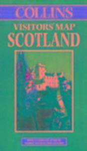 Visitors' Map Scotland als Buch