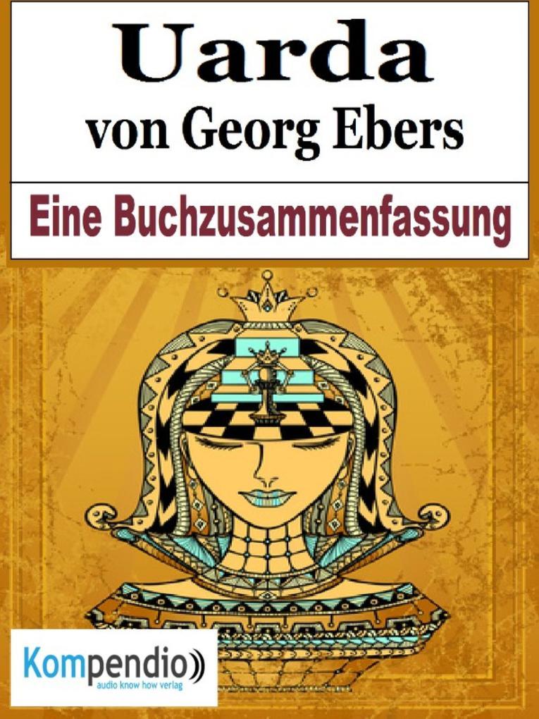 Uarda von Georg Ebers als eBook epub