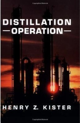 Distillation Operation als Buch