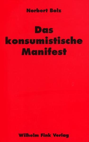 Das konsumistische Manifest als Buch