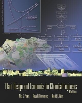 Plant Design and Economics for Chemical Engineers als Buch