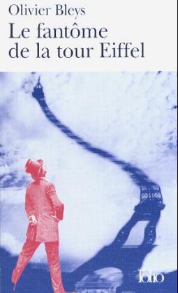 Fantome de La Tour Eiffel als Taschenbuch