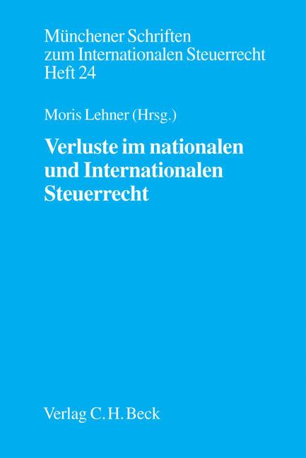 Verluste im nationalen und internationalen Steuerrecht als Buch