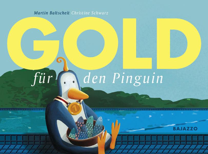 Gold für den Pinguin als Buch