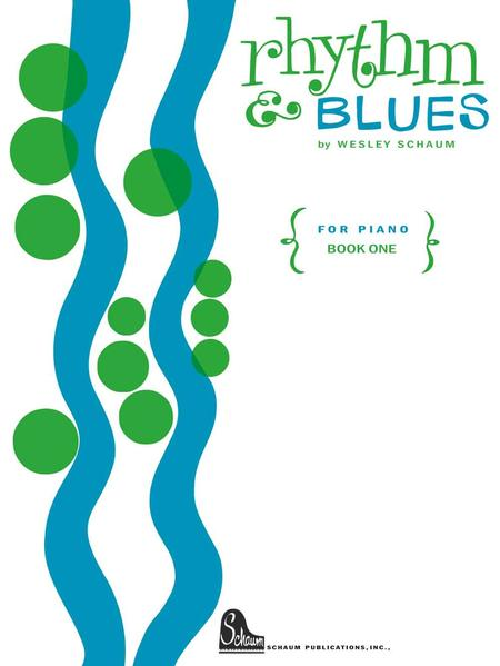 Rhythm & Blues for Piano 1 als Buch