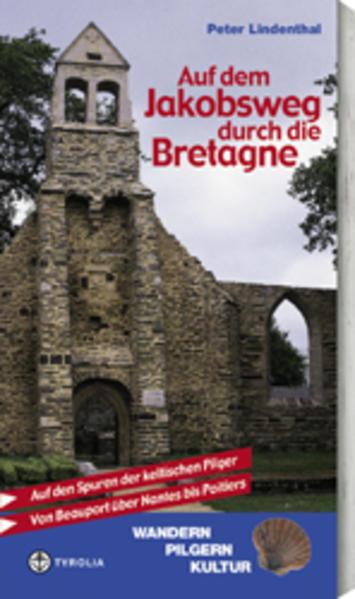 Auf dem Jakobsweg durch die Bretagne als Buch
