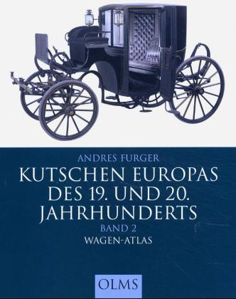 Kutschen Europas des 19. und 20. Jahrhunderts 2 als Buch