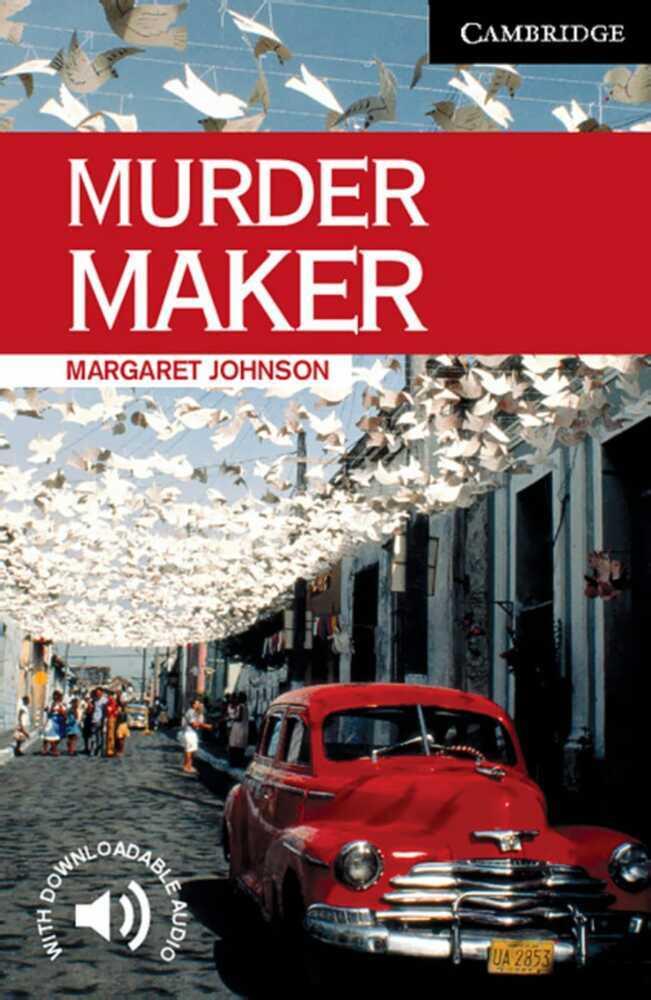 Murder Maker als Buch