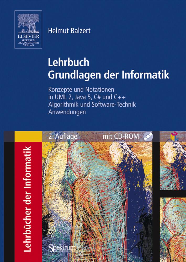 Lehrbuch Grundlagen der Informatik als Buch