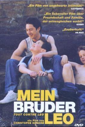 Mein Bruder Leo, 1 DVD (OmU) als DVD