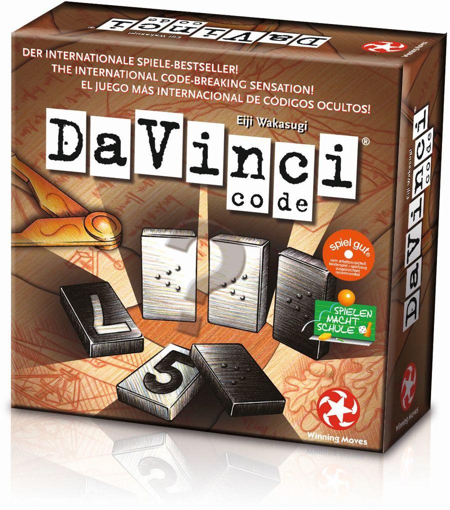 Da Vinci Code als Spielwaren