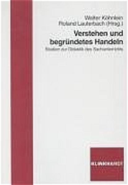 Verstehen und begründetes Handeln als Buch